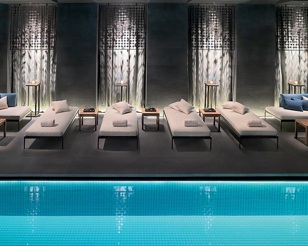 Milan spa anyone spa it girl for Mandarin oriental spa milan