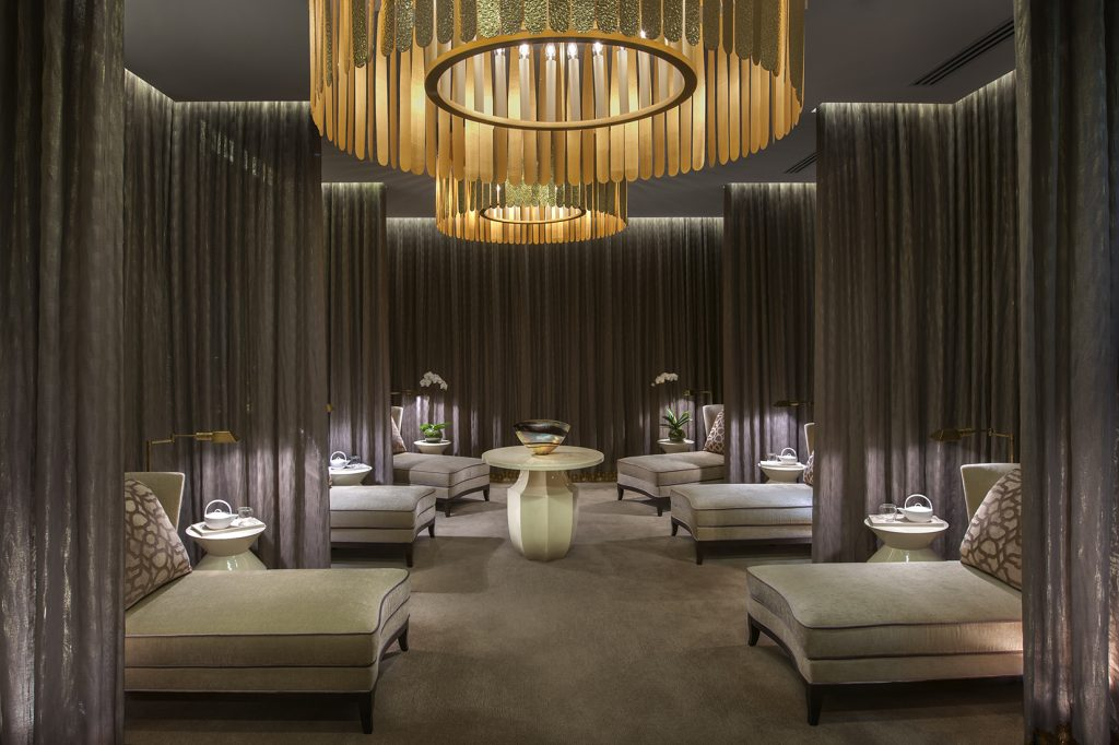 Crown Spa Relaxation Room